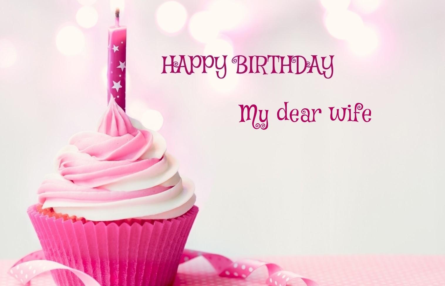 40 Best Happy Birthday Wife Wishes Quotes Status