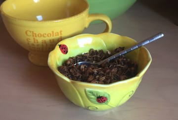 Rituel gourmand (granola)