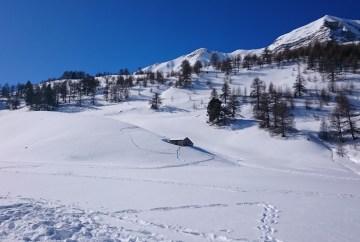 Bienfaits de la montagne en hiver