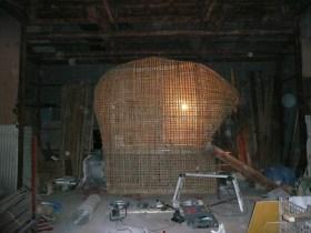 竹の組編み3