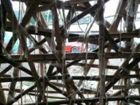 竹の組編み2
