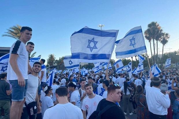 Tak Cukup Jasi Zionis, Massa Sayap Kanan Israel Sebut Dirinya 'Nazi'
