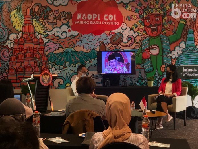 Kalangan Milenial Hadang Gerakan Radikalisme Ronda Digital
