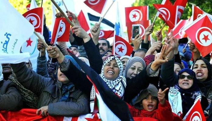 politik tunisia