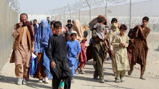 Afghanistan Perlu Bantuan Kontraterorisme dan Kemanusiaan