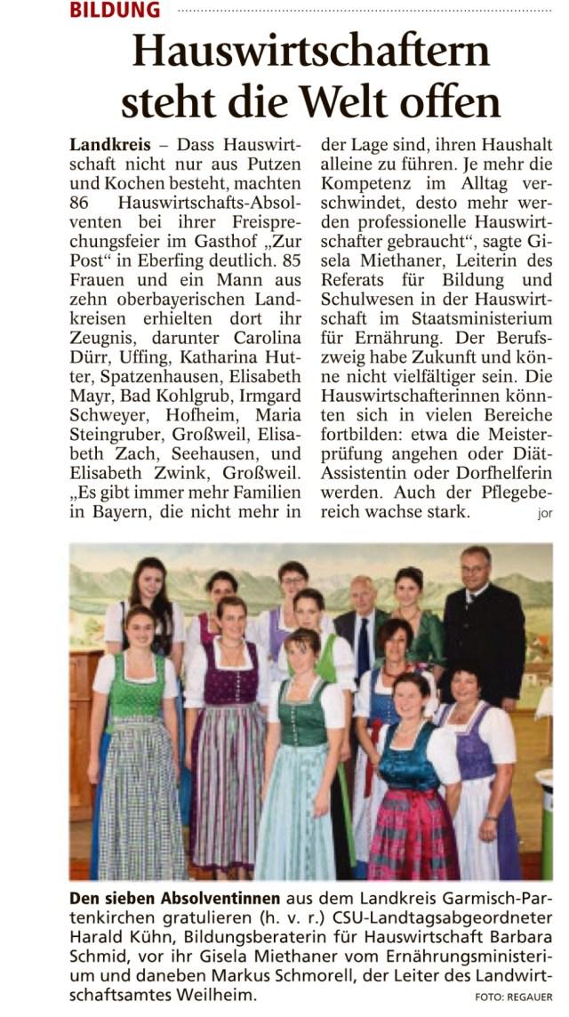 Garmisch-Partenkirchner Tagblatt 3.08.2016