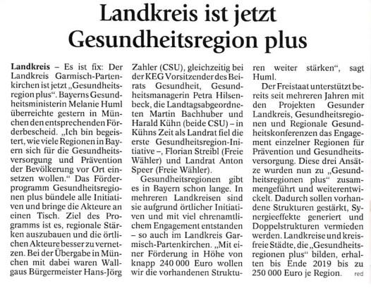 29.10.2015 Garmisch-Partenkirchner Tagblatt