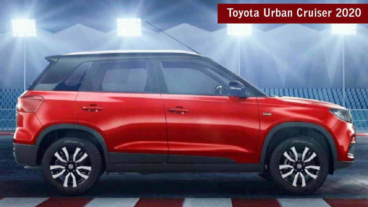 Toyota has confirmed the land cruiser will be discontinued in america after the 2021 model year, and we will deeply miss the iconic 4x4 suv. Fitur Toyota Urban Cruiser 2020 Compact Suv Baru 5 Penumpang Harapan Rakyat Online