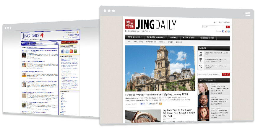 Jing Daily - Before & After