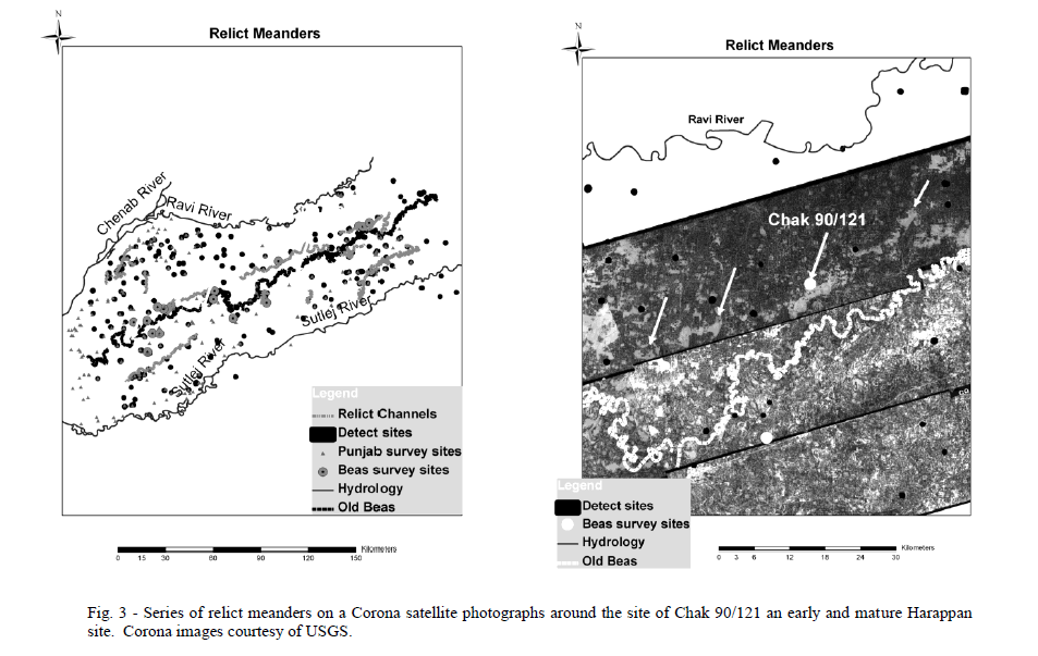 Satellite Remote Sensing Imagery: New Evidence for Site