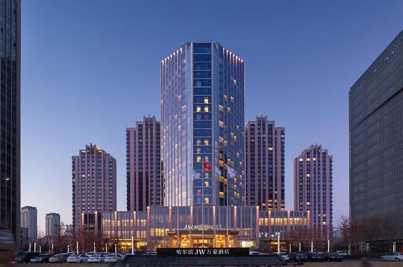 Harbin Hotels Apartments All Accommodations In Harbin