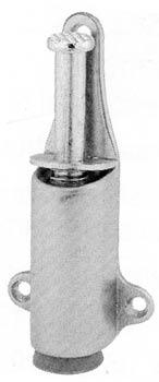 IVES Solid Brass Plunger Type Door Holder