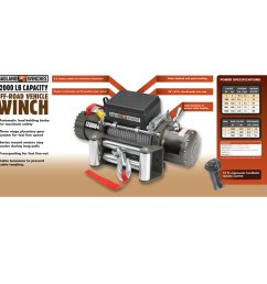harbor freight badland 5000 winch coupon deals in las vegas badlands 12000 winch wiring diagram source 12 000 lb  [ 1200 x 1200 Pixel ]