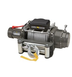 industrial tow truck electric winch with automatic load holding brake [ 1200 x 1200 Pixel ]