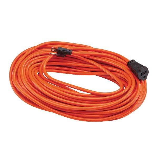 100 Ft. X 16 Gauge Indoor Outdoor Extension Cord