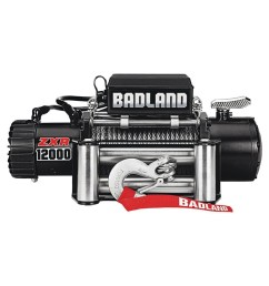 12000 lbs off road vehicle electric winch with automatic load holding brake [ 1200 x 1200 Pixel ]
