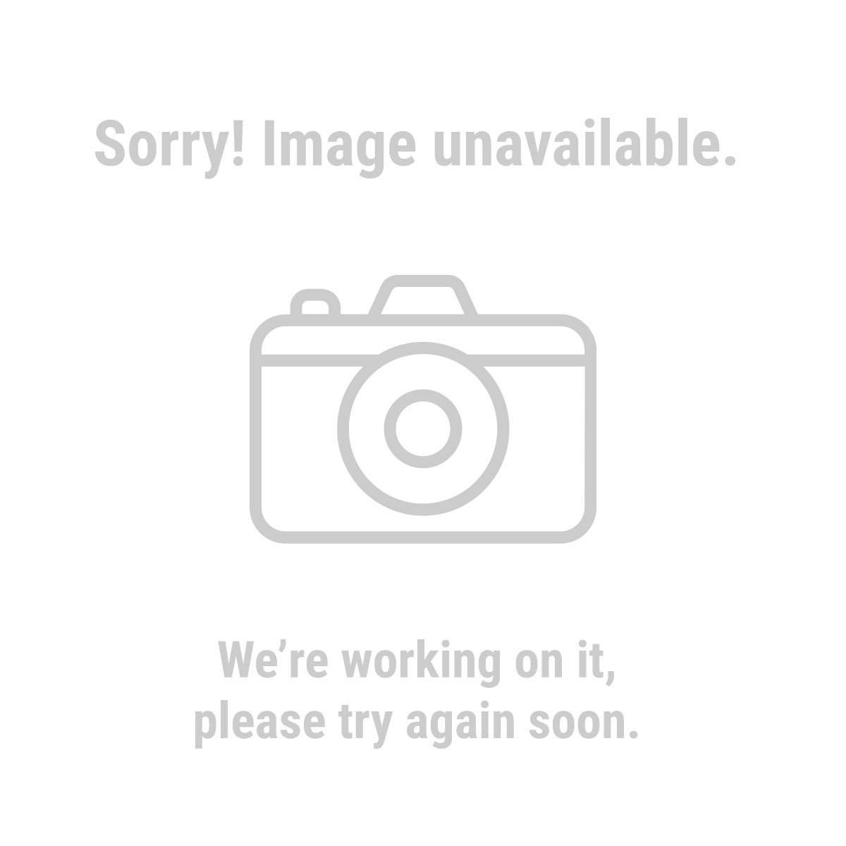 Harbor Freight Plunge Router Review