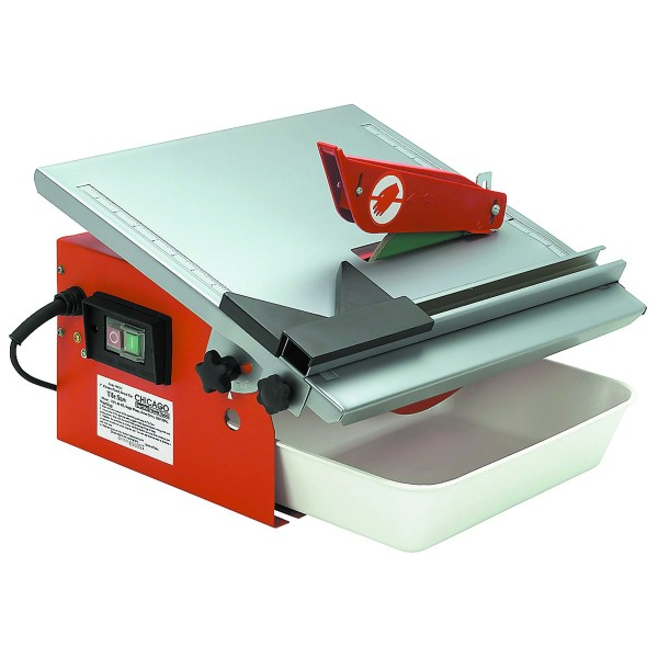 "7"" Portable Wet Cutting Tile"