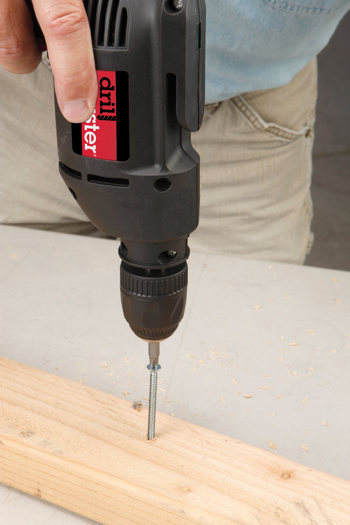 hight resolution of variable speed reversible drill