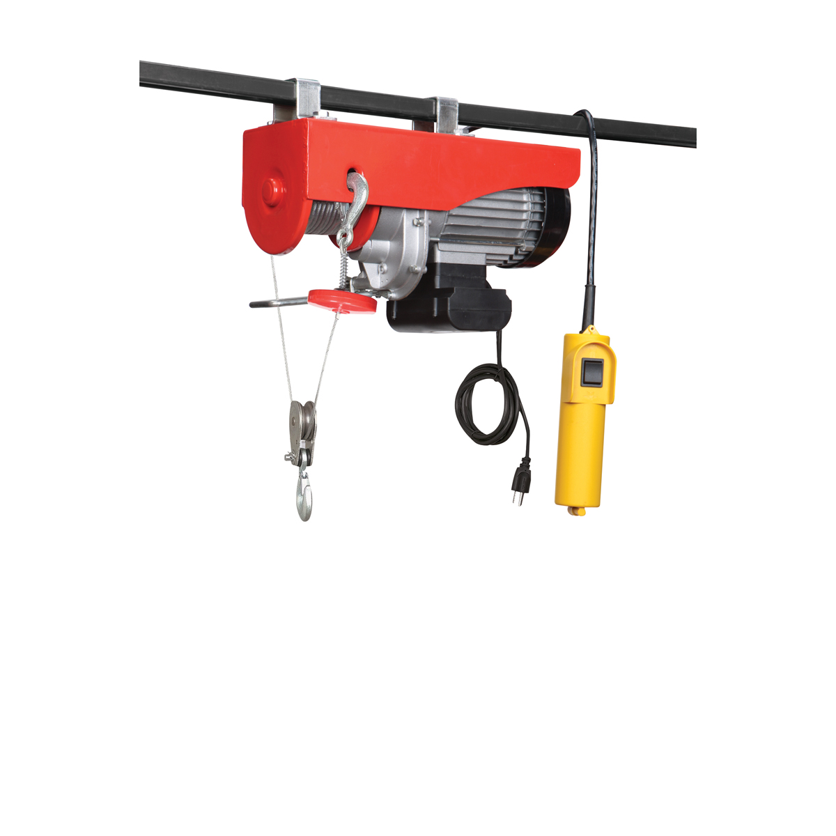 hight resolution of electric hoist with remote control