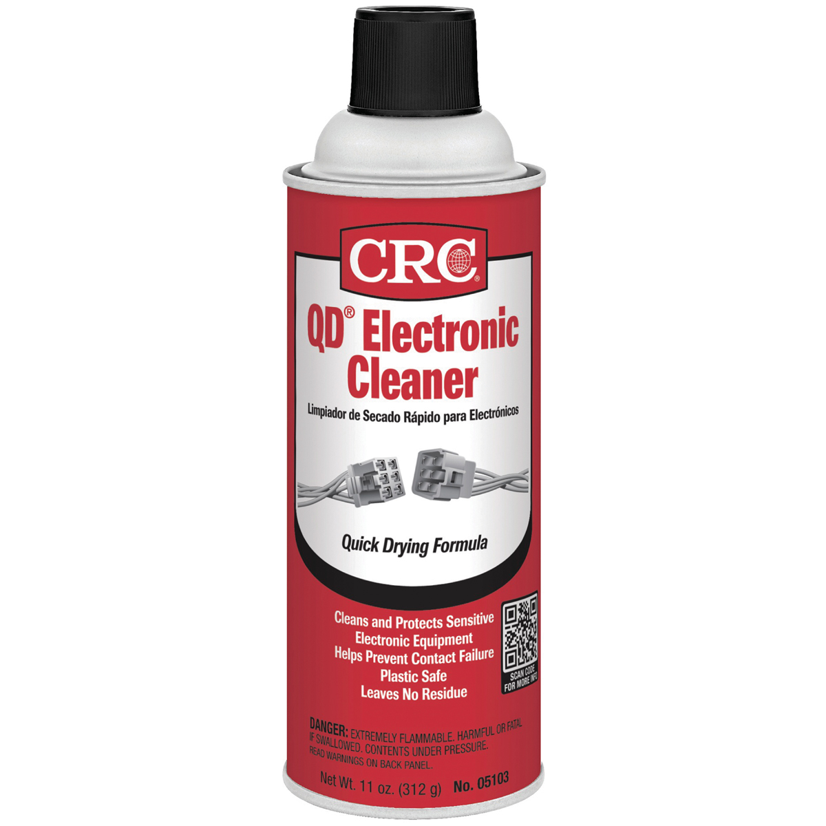 Electronic Circuit Cleaner Spray