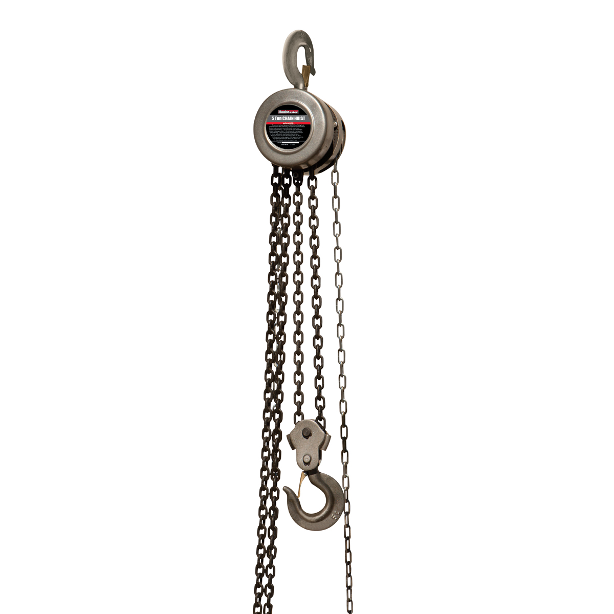 5 ton Manual Chain Hoist