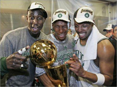 Garnett, Allen, and Pierce