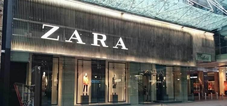 Zara Storefront