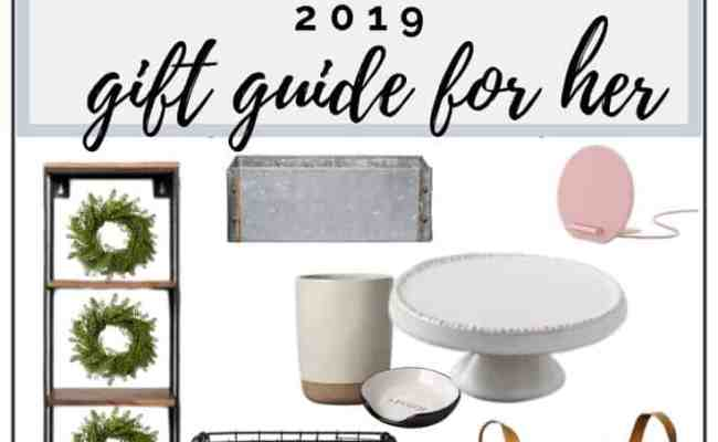 Top Christmas Gift Ideas For Her In 2019 Harbour Breeze Home