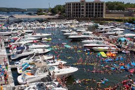 Boats at AquaPalooza