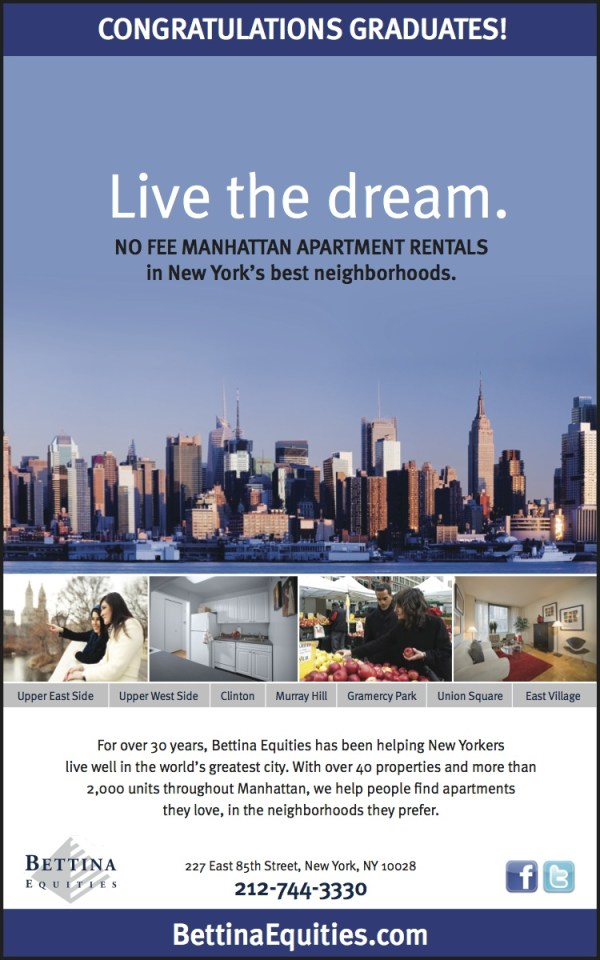 No Fee Luxury Apartment Rentals