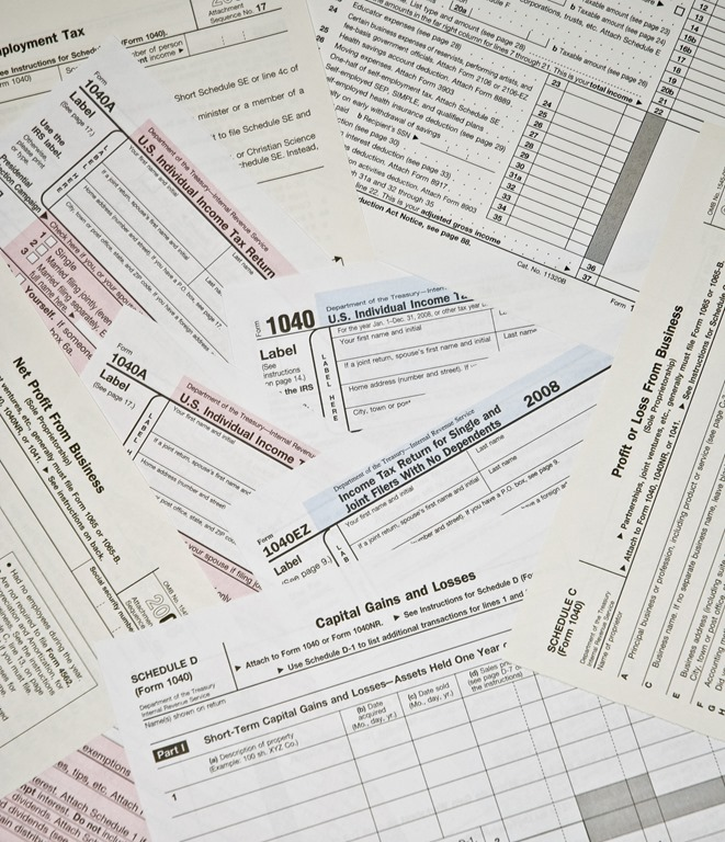 Tax Forms The Harbus