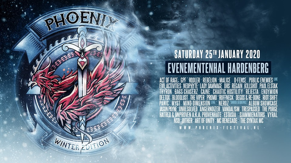 Phoenix Festival - Winter Edition