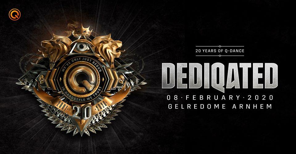 DEDIQATED - Titelbild