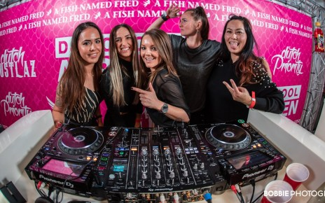 Female DJ Marathon