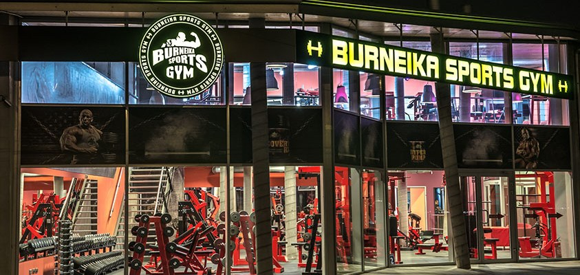BURNEIKA SPORTS GYM