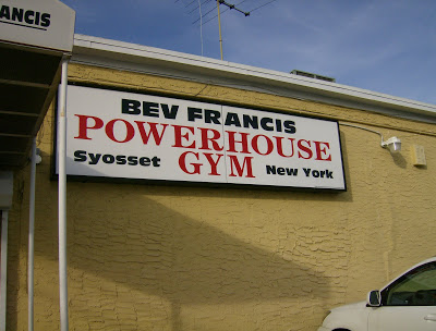 POWERHOUSE GYM - NEW YORK