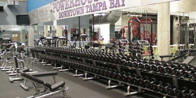 Powerhouse Gym - North Tampa