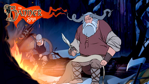 Banner Saga, android game
