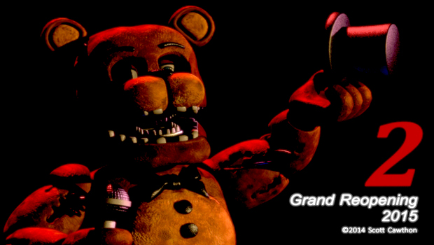 Five Nights at Freddy's 2 | Best Android Games