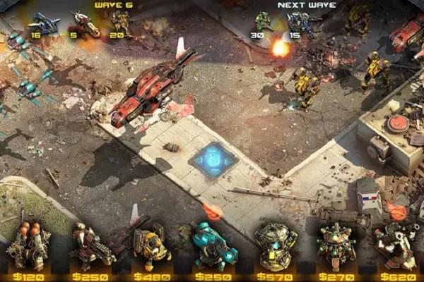 Epic War buy screen