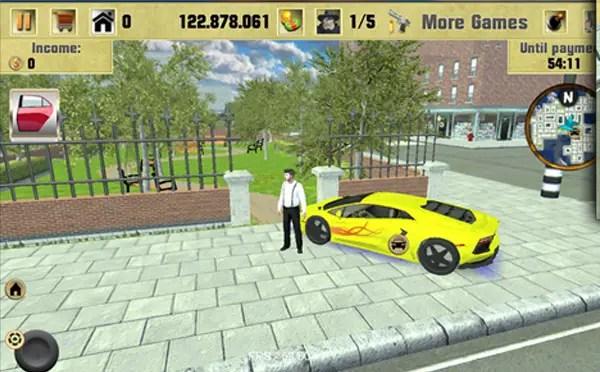 Crime Lord car