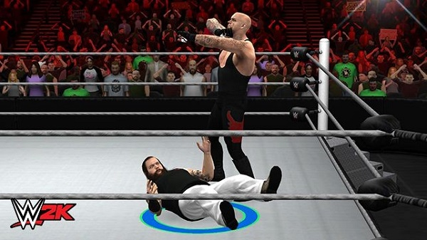 Android - Fighting - WWE2K - 02
