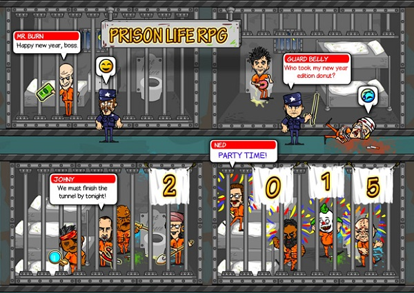 Android - RPG - PrisonLife - 05
