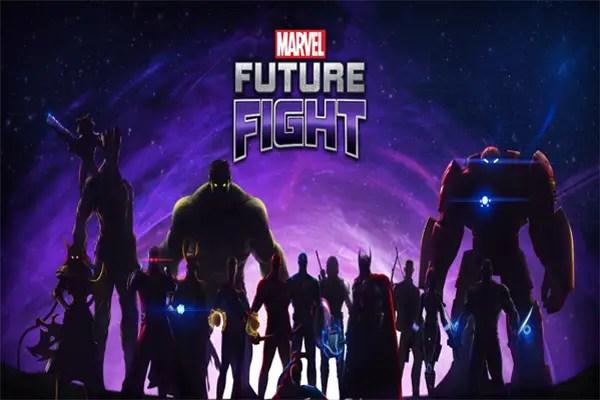 Android Marvel Future Fight Avenger Action Adevenutre Brawler ftr
