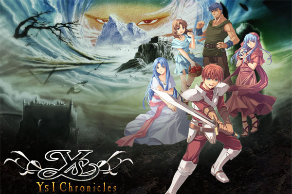 Android YS Chronicle One Fantasy JRPG Classic Ftr
