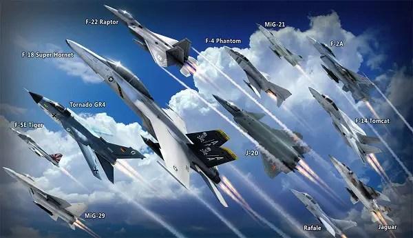 Fox one planes