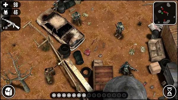 Hardboiled, Android, RPG