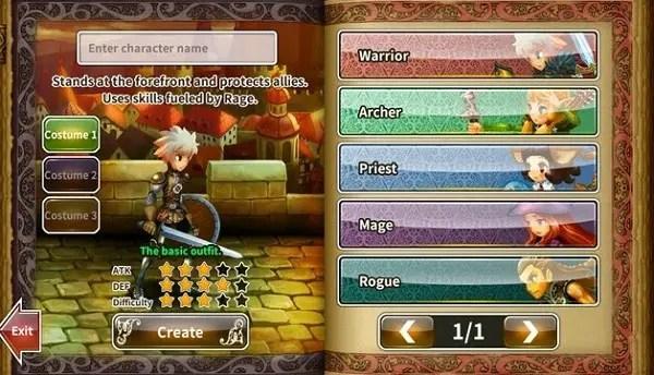 Android - RPG - Dragon Blaze - 03