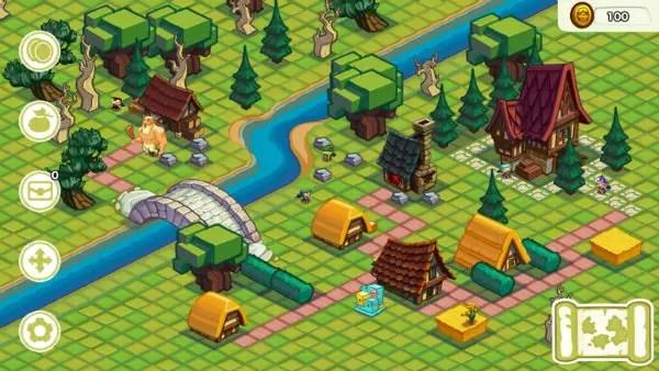 sproggi village steam assets
